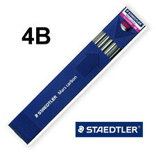 Staedtler Mars carbon 2mm Leads for Leadholder, 2mm Mechanical Pencil : 4B
