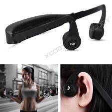 Bone Conduction Bluetooth Wireless Headphones Sport Earphones for iPhone Samsung