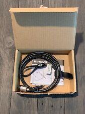 NEW Lenovo Kensington MicroSaver Security Cable Lock Model 73P2582