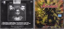 CD 12 TITRES MORCHEEBA WHO CAN YOU TRUST ? DE 1996