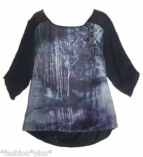 3/4 Sleeve Casual Blouses for Women