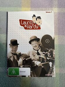 Laurel And Hardy : Collection Vol. 1, 4 DVD set - Free Post