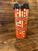 NFL Chicago Bears Whirley Drink Insulated Travel Mug 16oz Tumbler  Cup
