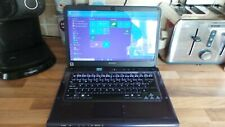 Sony vaio 14.1 i7 2.0ghz 256gb ssd 8gb windows 10 full office purple