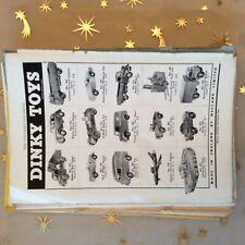 g1k ephemera vintage advert dinky toys no 410 bedford 651 centurion