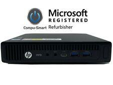 🔥 HP MP9 G2 Retail Mini Desktop PC, i3-6100T, 8GB, 128GB SSD, Windows 10, WIFI
