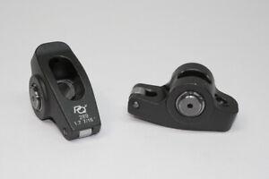 "PRW 0528907 Extruded Billet Aluminum Rocker Arms SB Ford 289-351W  1.7  7/16"""