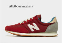 "New Balance 720 ""Burgundy Red"" Men's Trainers All Sizes Limited Stock"