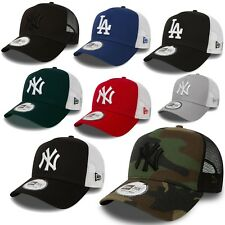 New Era Trucker Mesh Cap Basecap Meshcap Baseballcap New York Yankees Dodgeers