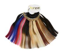 VITASH Farbring Color Ring Farbkarte für Tape Extensions Remy Hair 30 Farbtöne