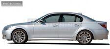 Side skirts M5 M tech sport sideskirts for BMW E60 E61 - SIDE BAR