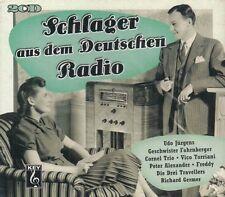 Schlager aus dem Deutschen Radio - Peter Alexander, Freddy, Die drei Travellers