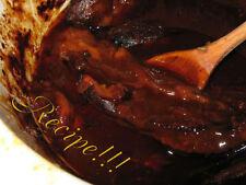 "☆Crock-Pot BBQ Ribs ""RECIPE""!☆Gr8 for Chicken too~Fall off the Bone Good!!!☆"