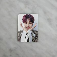 MONSTA X Minhyuk OFFICIAL PHOTO CARD From 'Beautiful' Public Broadcasting