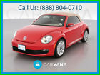 2013 Volkswagen Beetle - Classic 2.5L Convertible 2D Graphics Pkg Bluetooth Wireless Dual Air Bags Premium Sound Stability Control