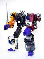 Transformers Takara Unite Warriors Combiner Wars UW-02 Stuncticons Menasor