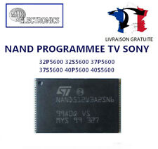 NAND PROGRAMMEE KDL 32P5600 32S5600 37P5600 37S5600 40P5600 40S5600  NAND512W3A