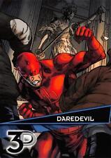 DAREDEVIL / Marvel 3D (Upper Deck 2015) BASE Trading Card #50