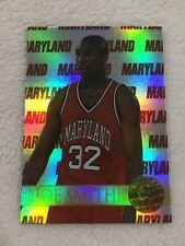 JOE SMITH ROOKIE UNIVERSITY OF MARYLAND 1995 PRESSPASS RC BASKETBALL CARD