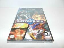 Custom Robo Nintendo GameCube Game Brand New Sealed Gem Mint! Rare!