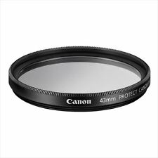 Canon Camera Protect Filter 43mm from Japan New