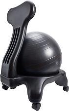 Cadeira De Bola De Equilíbrio Com Suporte De Volta Para Casa E Escritório-ergonômico Furniture