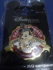 Disneyland Paris Pins Cast Member ANNIVERSAIRE 20éme Mickey 2012 Edition limitée