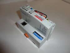 Beckhoff BC9000 Codesys PLC Ethernet IEC61131-3 Modbus TCP/IP.