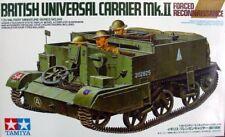 Tamiya 1/35 Universal Carrier Mk. II Forced Recon # 35249
