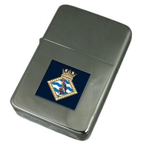 Royal Navy Seahawk Engraved Lighter