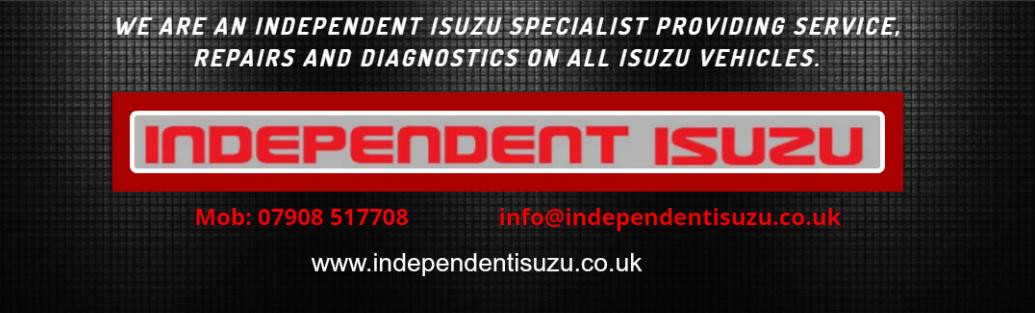 Independent Isuzu