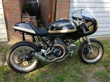 Ducati Custom build based on original 900SS and Sport Classic