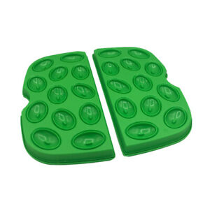 Pampered Chef Large Cool & Serve - Replacement Cooling Inserts, Green
