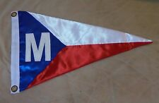 Mobile AL ? Boat Yacht Club Harbor Ship Regatta Marina Pennant Flag Burgee Gulf