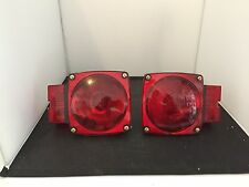 Jammy J-2034L  Trailer Tail Lights 3 PAIRS   WATERPROOF FOR TRAILERS OR BOATS