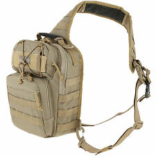 Maxpedition Lunada Gearslinger Bag Khaki 0422K