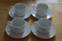 Marks and Spencer Stamford Cup and Saucer x 4