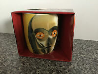 BNIB Genuine Star Wars Merchandise CP30 Print 400ml Barrel Ceramic Coffee Mug