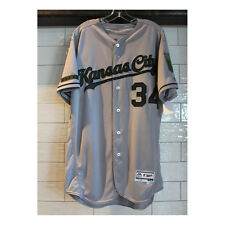 Kansas City Royals Memorial GAME USED JERSEY Travis Wood MLB Authentic Baseball