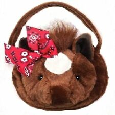 Bearington Bear TROTTER CARRYSOME Horse Purse