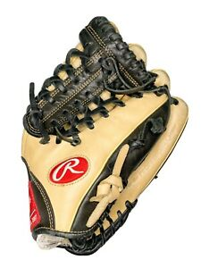 RAWLINGS Gold Glove ELITE 11.5 INCH Infielder Right Thrower Leather GGE115MTCPT