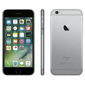 Apple iPhone 6 - 16GB Verizon Silver Unlocked WiFi Only