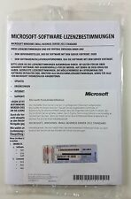 Windows 2011 Small Business Server SBS Standard 64 Bit 1-4CPU 5CAL Fujitsu ROK