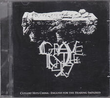 GRAVE IN THE SKY - cutlery hits china : english for the ....CD