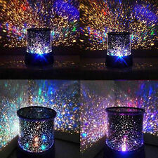 Star Light Projector Children Night Light Kids Adult Mood Light Colour Changing