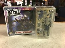 2017 Boss Fight Studios Vitruvian HACKS 1:18 Figure MOC - KNIGHT OF ACCORD