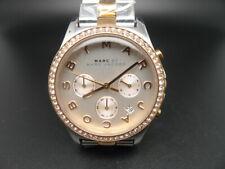 New Old Stock MARC B MARC JACOBS MBM3106 Chronograph Quartz Women Watch