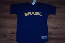 BRAZIL NEW WORLD BASEBALL CLASSIC AUTHENTIC MAJESTIC COOL BASE JERSEY
