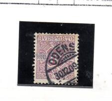 Dinamarca valor para periodicos año 1907 (BN-388)