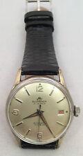 Mens' Vintage Bucherer Automatic Watch Circa 1940s